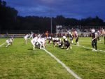 Football Falls to Woodridge