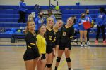 Volleyball Clinches MAC Title With Sweep of Ravenna