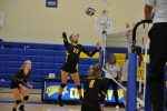 Volleyball Sweeps Copley to Advance to District Semifinals