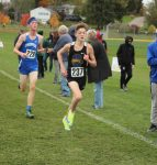 Tyson Denison Qualifies for Regional Cross Country Meet as Teams Wrap Up Season at Districts