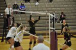 Volleyball Falls to NDCL in Regional Finals