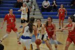 Girls Basketball Defeated by Northwest