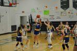 Girls Basketball Defeated by Cloverleaf