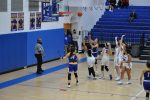 Goodlet's Double-Double Lifts Lady Comets to Win Over Ravenna