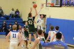 Boys Basketball Defeated by Cloverleaf