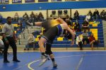 Wrestlers Host Quad with Cloverleaf, Crestwood, and Cuyahoga Falls