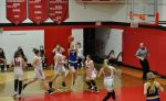 Girls Basketball Ends Regular Season With Win Over Field
