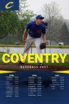 Varsity Baseball Schedule 2021