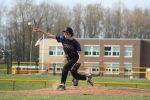 Baseball Drops Close Game to Streetsboro