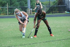 V Field Hockey against SV
