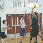 Handball vs Magruder (Senior Night)