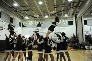 Varsity Winter Cheer