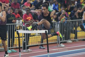 Boys Indoor Track – Ed Bowie Invitational