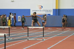Girls Indoor Track – Ed Bowie Invitational