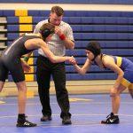 JV Wrestling vs Gaithersburg