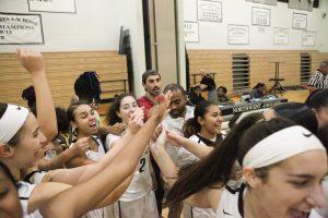 Varsity Girls Basketball vs Magruder