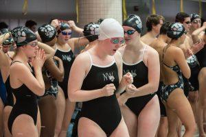 Girls Swim and Dive 2019