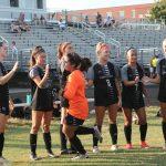 Varsity Girls Soccer vs Churchill