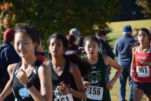 MCPS Cross Country County Championships 2019