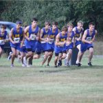 Boys XC kick off 2012 Season