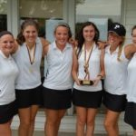 Lady Golfer's finish 2nd at the Early Bird Invite