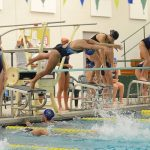 Chemic Girls Swimmers Defeat New SVL Rival