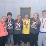 Six medal at Holly XC