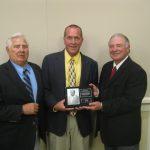 Coach Brown wins Lions' club Stoppert Award