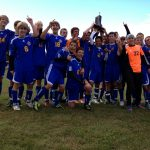 Soccer wins SVL Tournament