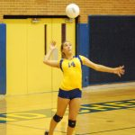 Volleyball advances to District Championship
