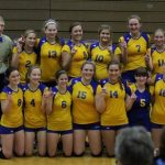 Chemic Volleyball Wins District