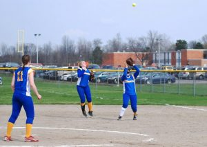 JV Softball vs BCW 4/29/2013