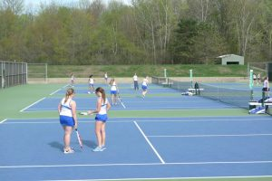 Tennis vs BCW