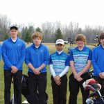 Boys Golf wins first SVL Jamboree of 2014