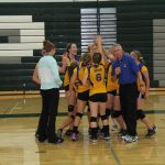2014 Volleyball Try outs Announced