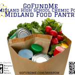 Chemic Pom and Food Pantry team-up
