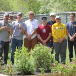 Boys Golf Service Project
