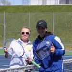 Girls Tennis vs John Glenn