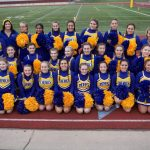 JV Pom – Fall try out