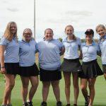 Midland High School Girls Varsity Golf finishes 7th place