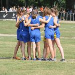 Girls XC at Holly