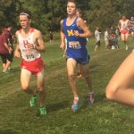 Boys XC at Holly
