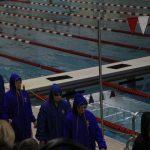 Girls Swim at Tri Cities