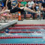 Girls Swim SVL Championship
