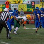 JV Football vs Dow 10/19/17
