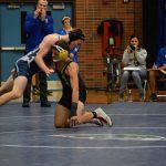 Wrestling vs Heritage & BCC