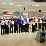 Girls Varsity Bowling finishes 5th place at MHSAA Regional – Singles @ Grand Blanc Lanes