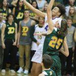 Boys Basketball vs Dow 12/19/17