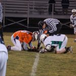 Boys Varsity Lacrosse beats Heritage 9 – 8