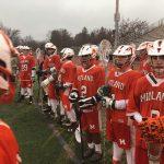 Boys Junior Varsity Lacrosse beats Haslett 6 – 0